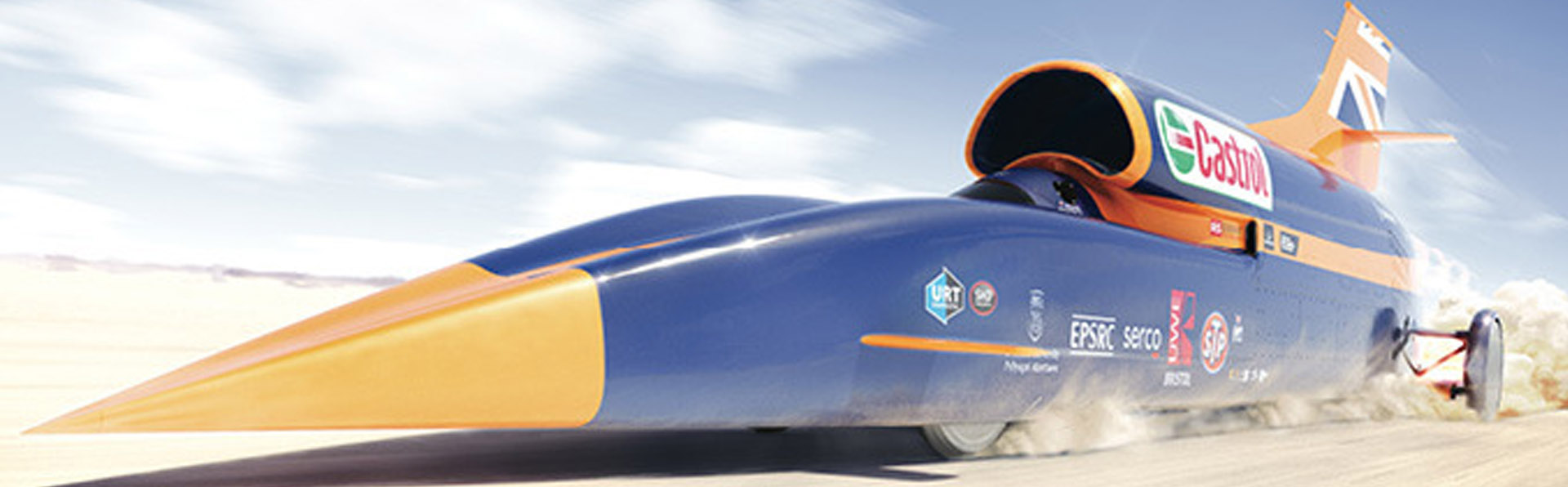 Land speed records - a history of speed